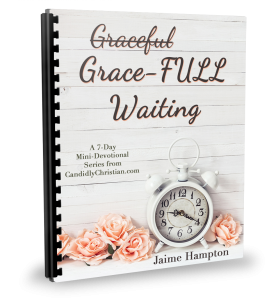 Grace-full Waiting