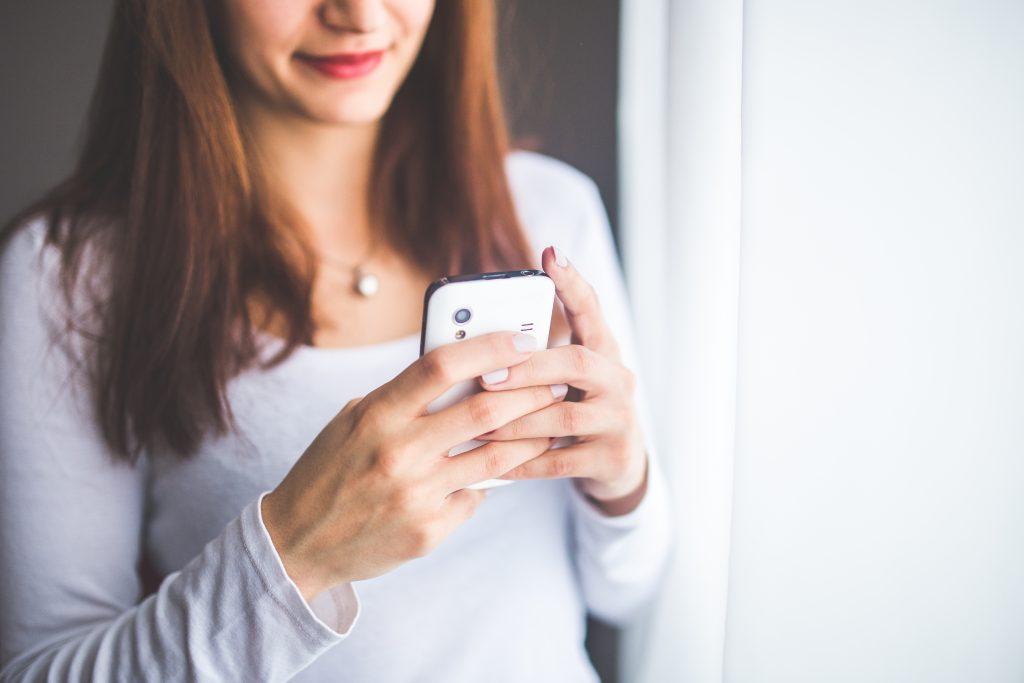 cell phone idolatry