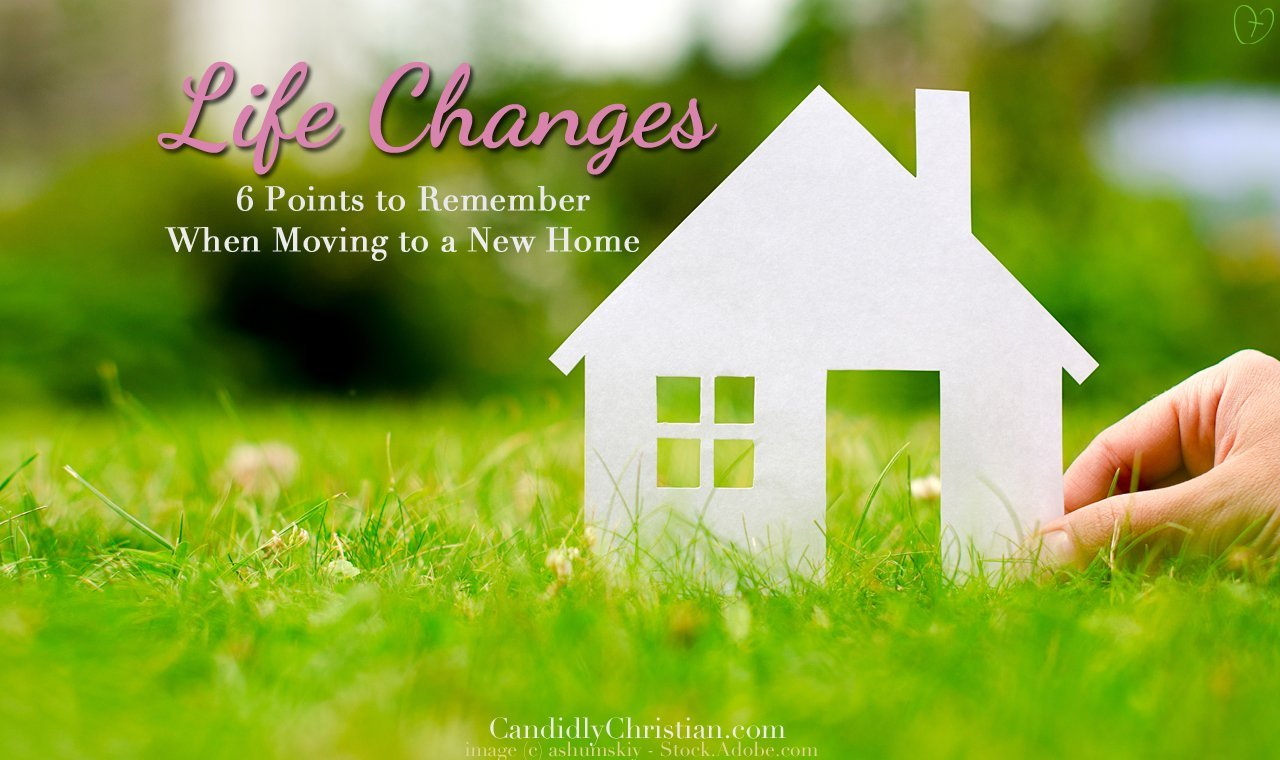 6 Points to Remember When Moving to a New Home