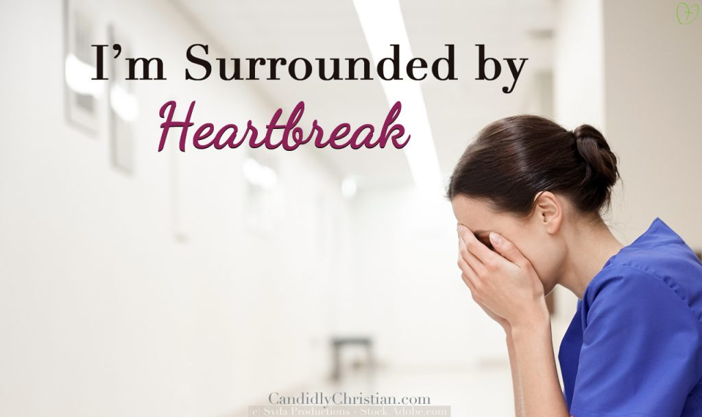 I'm Surrounded by Heartbreak
