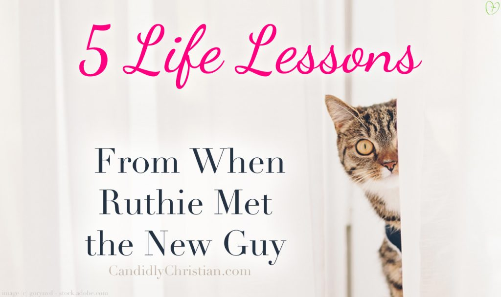 Ruthie and the New Guy