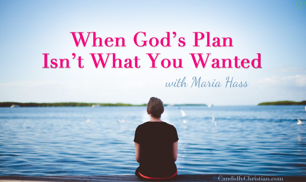 When God Shows Up – And It's Not What I Wanted!