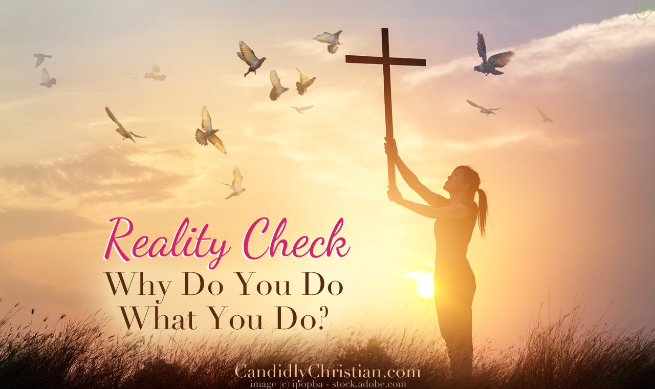 Are You Keeping Your Faith In The Proper Perspective?