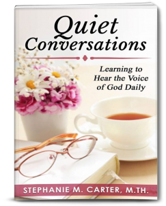 Quiet Conversations by Stephanie Carter