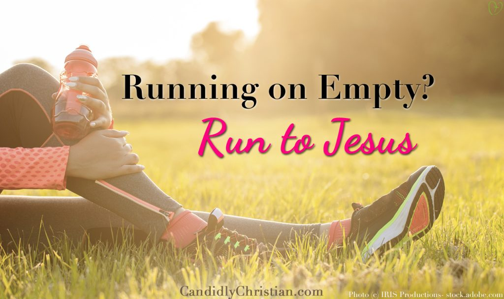 3 Keys to Survival When You're Running on Empty