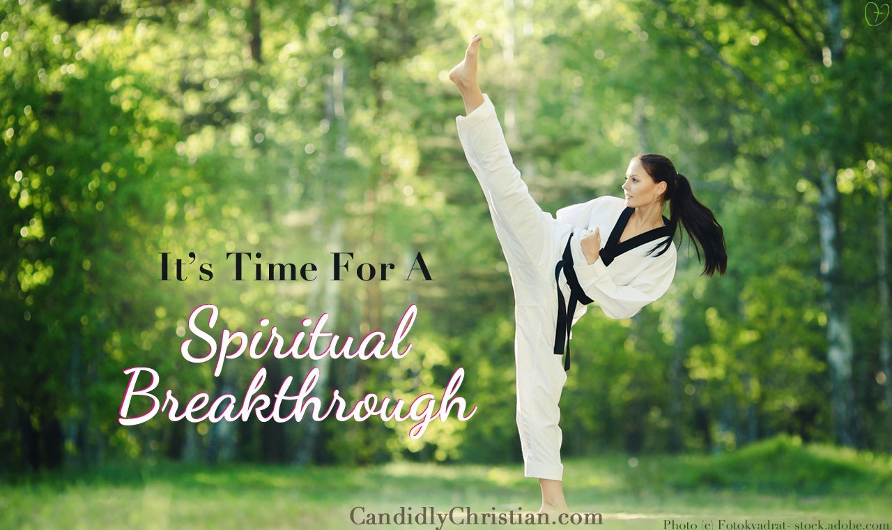 Breaking through to Abundant Life