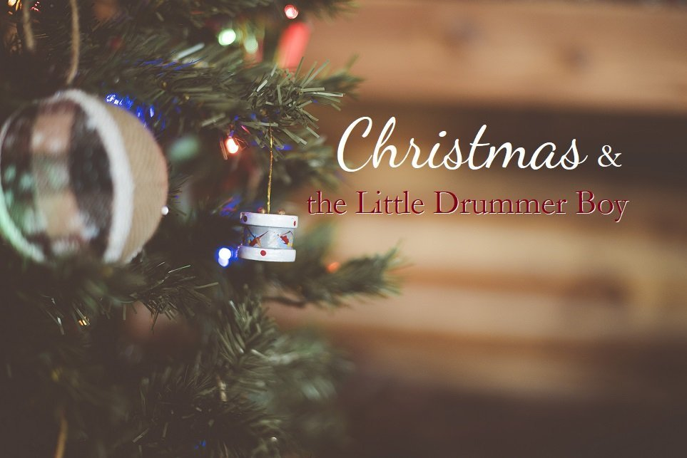 What the Little Drummer Boy Teaches Us About Christmas