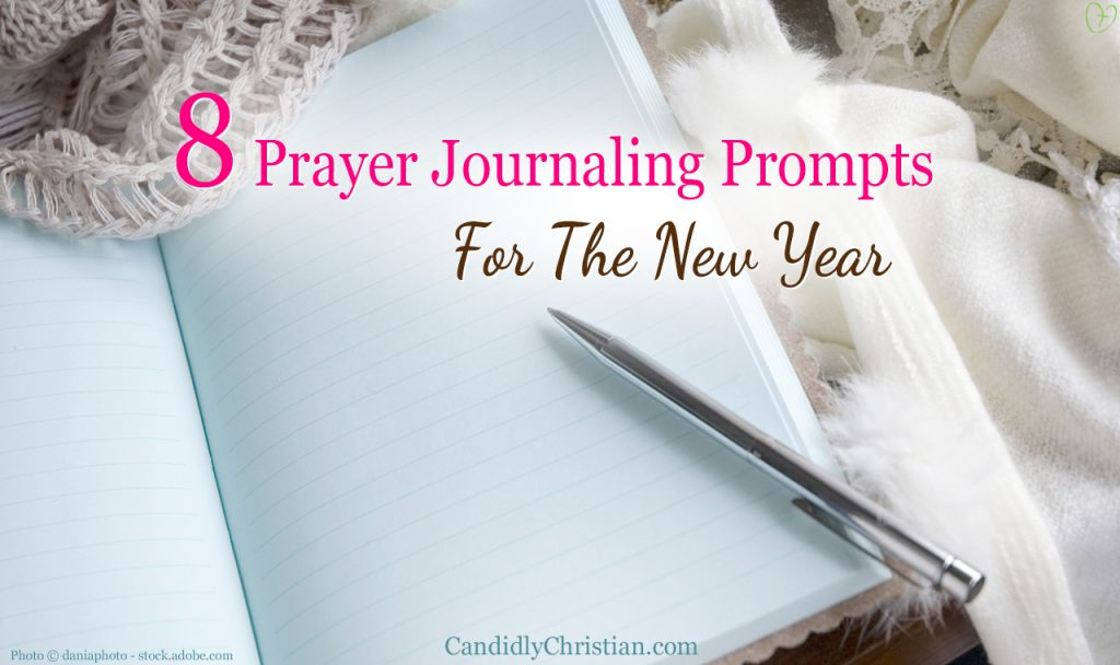 Journal Questions to Help You Pray in the New Year