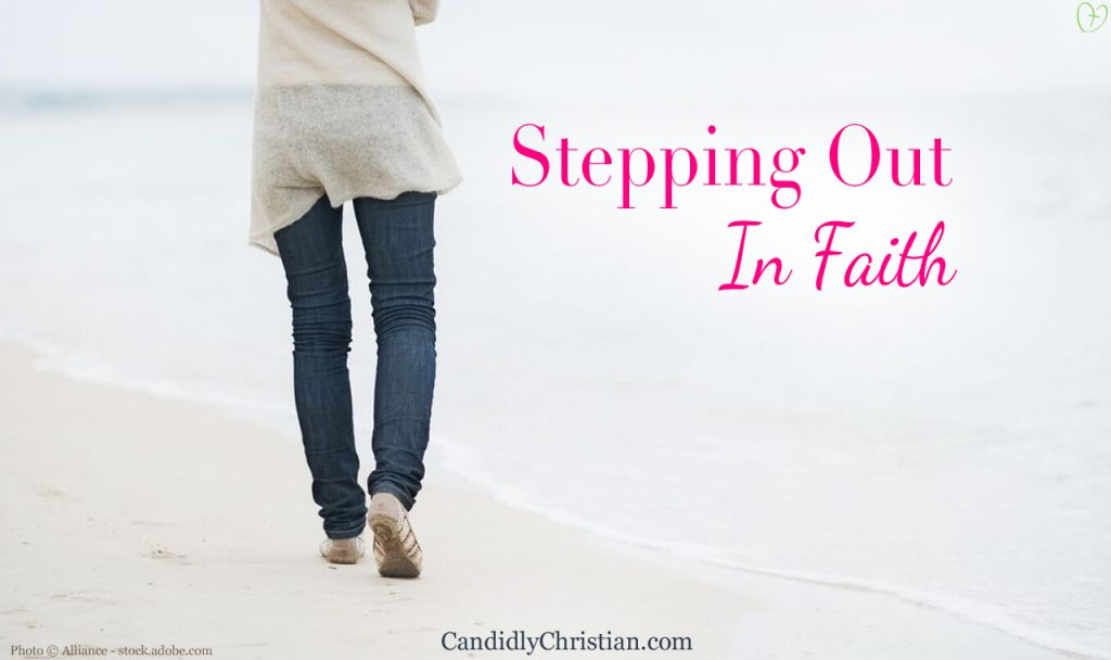 Stepping Out In Faith vs Saying 'No' To God