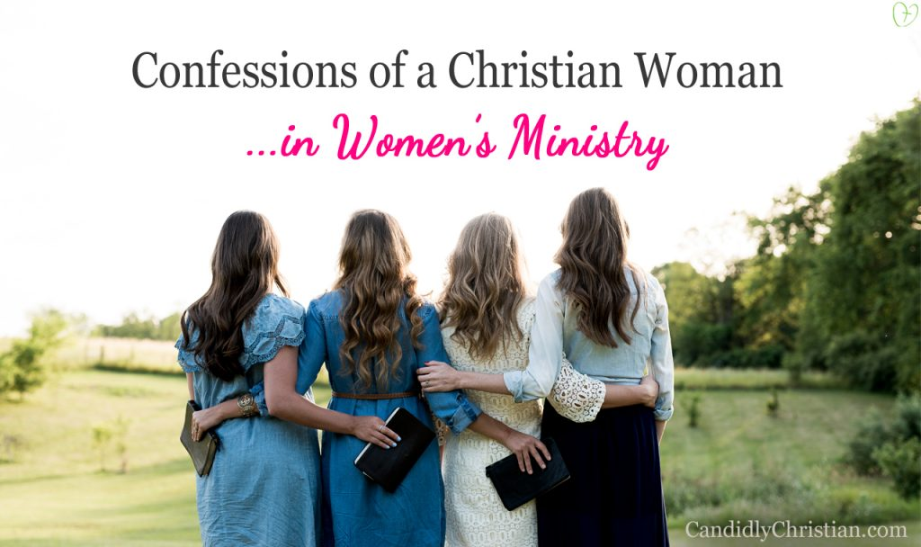 Confessions of a Woman in Ministry (& 5 dangers to avoid)