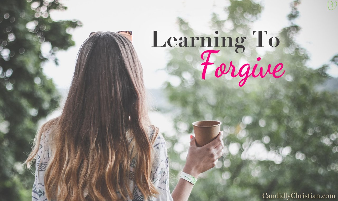 Forgiveness: Learning to forgive as God forgave you