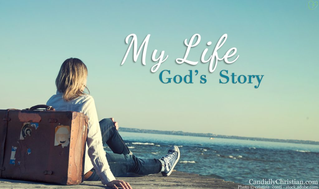My Life Is A Story Of His Unending Love