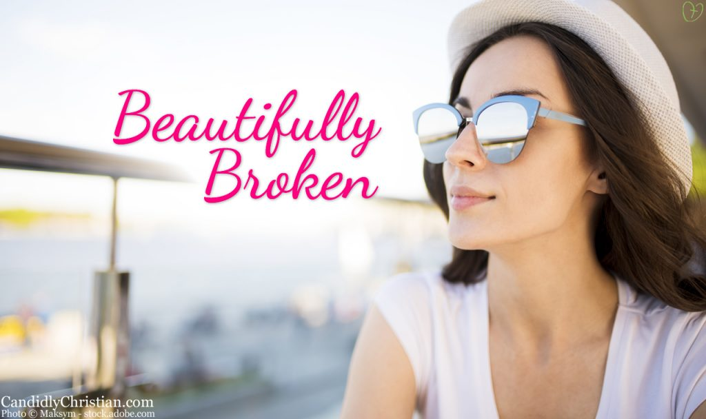 Beautifully Broken And Wholly Loved By Jesus