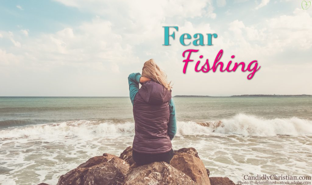 Fear Fishing: 3 Steps To Overcome Your Fear