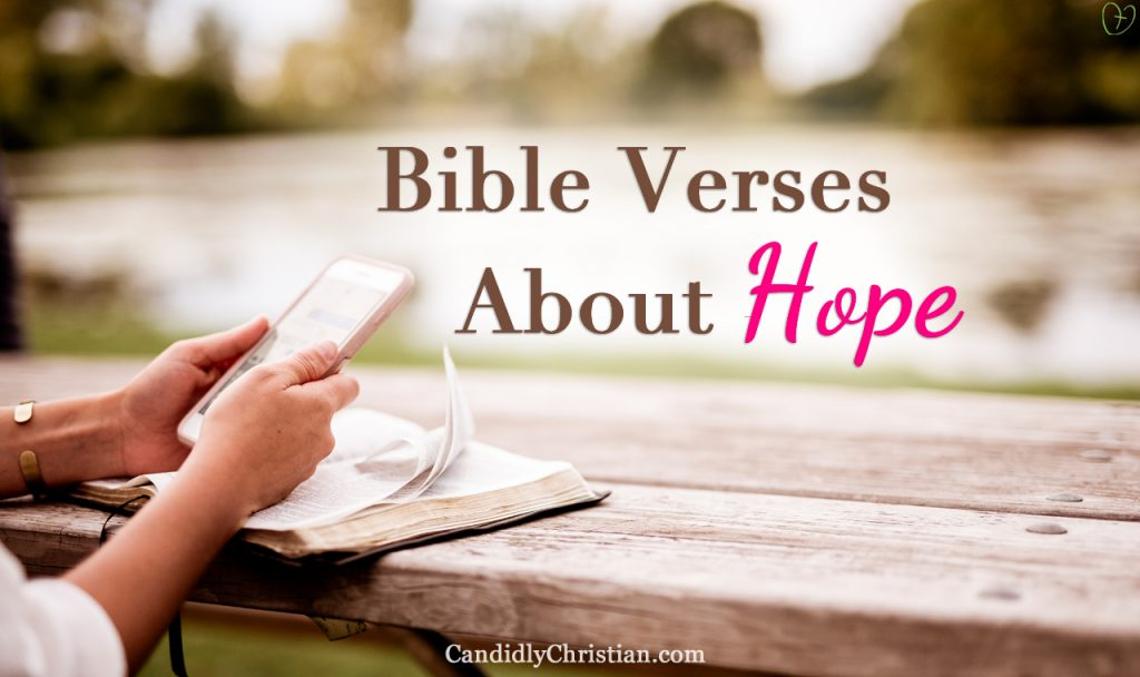 Bible Verses About Hope to Combat Satan's Lies