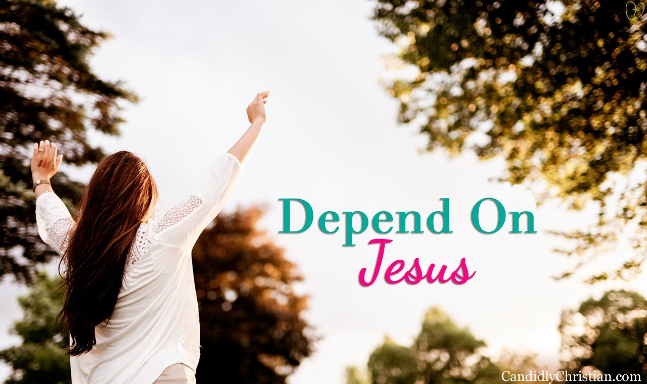 Don't Neglect Your Spirit: Depend On Jesus