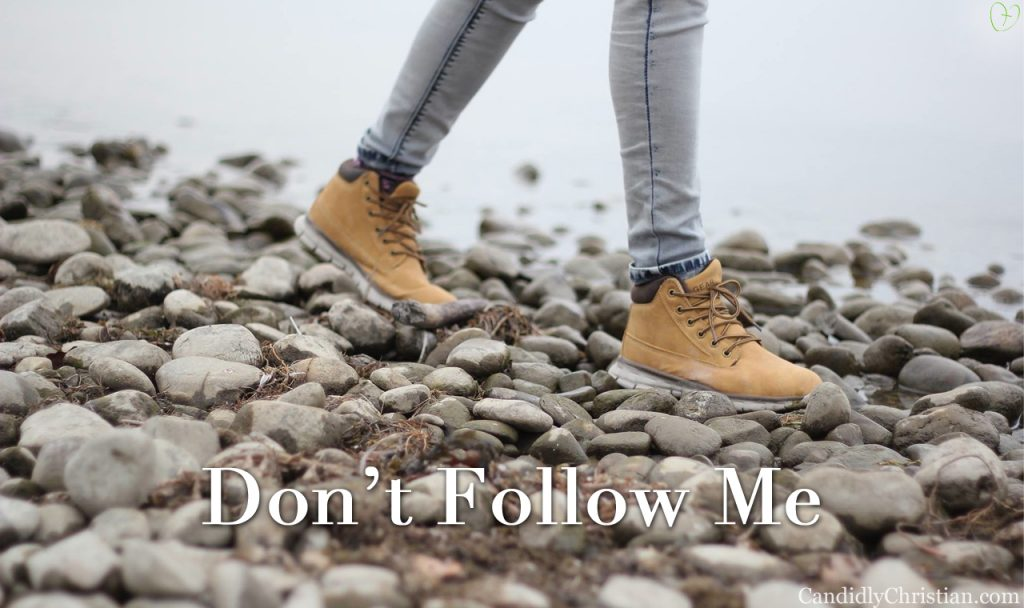 God Designed Me To Be A Follower – What About You?