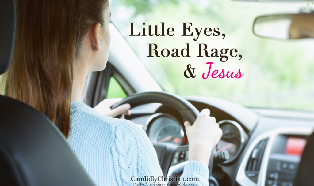 Little Eyes, Road Rage & Jesus