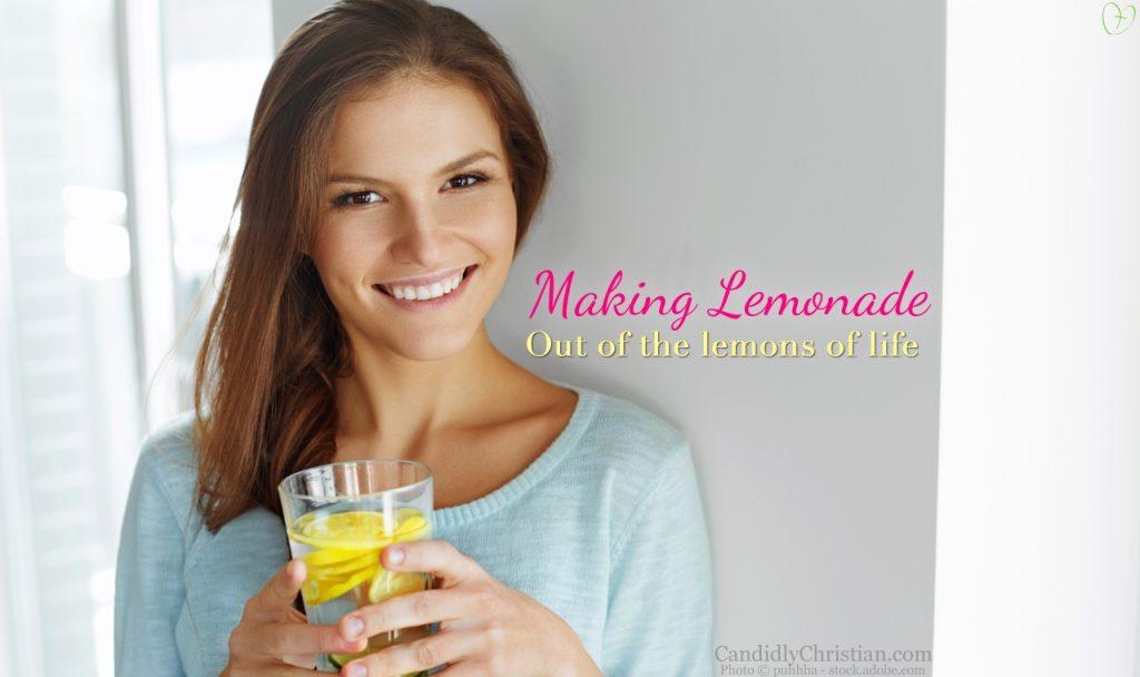 When Life Gives You Lemons Make Lemonade With Jesus