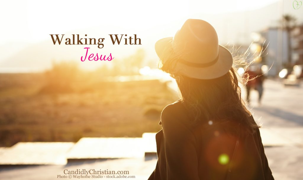 Simply Walking with Jesus Day In and Day Out