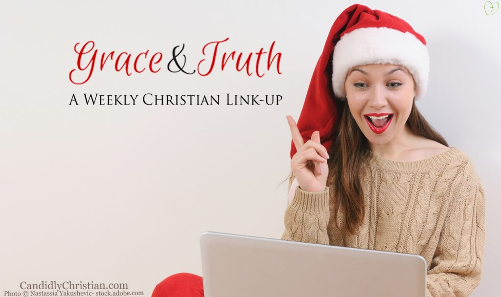 Grace and Truth with Rebecca Hastings
