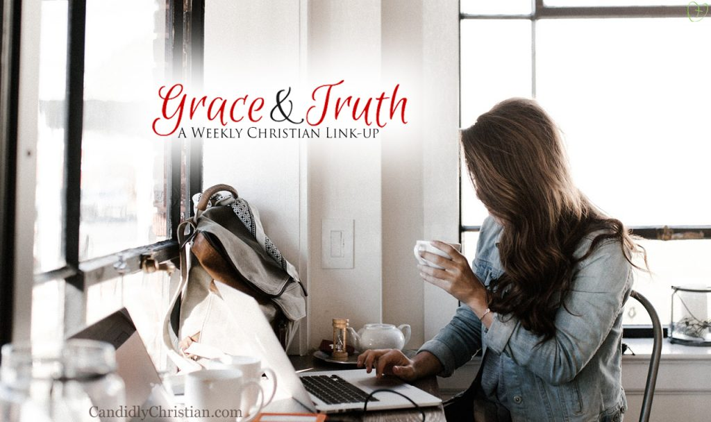 Grace and Truth For When You're Seeking Jesus
