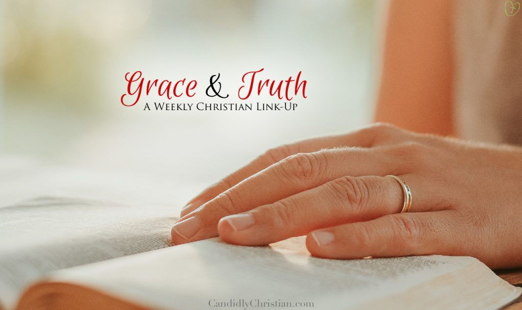 Just Give Me Jesus, Grace, & Truth
