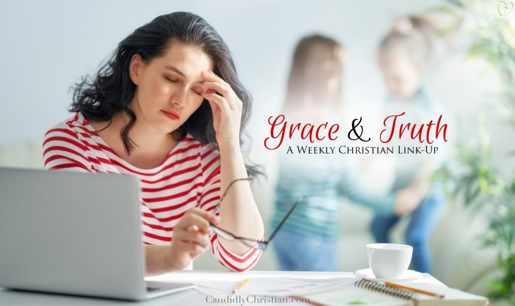 Grace & Truth and Interruptions