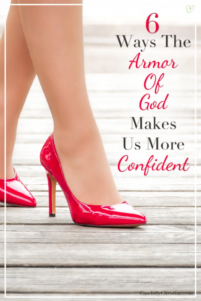 6 ways the #ArmorOfGod makes us more confident