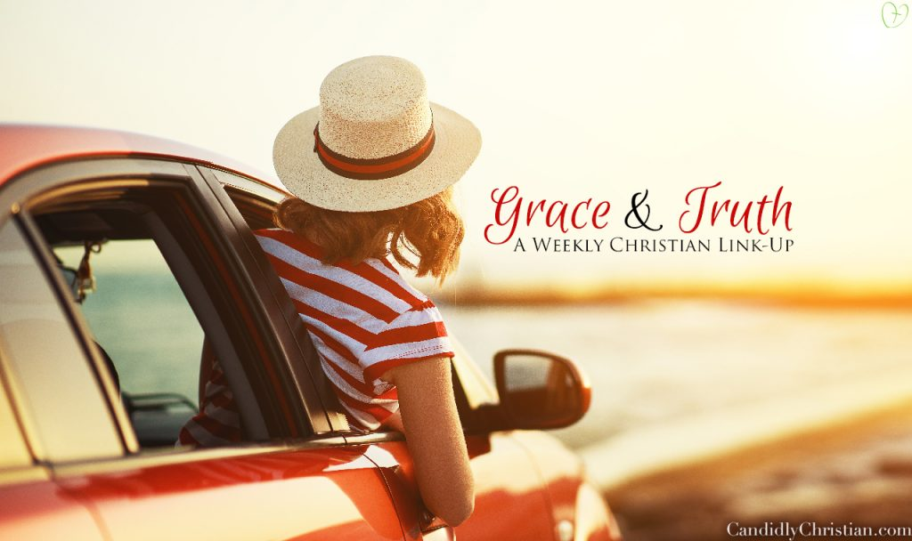 Grace and Truth and Knowing Your Worth