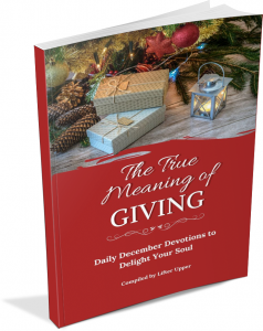 The Meaning of Giving