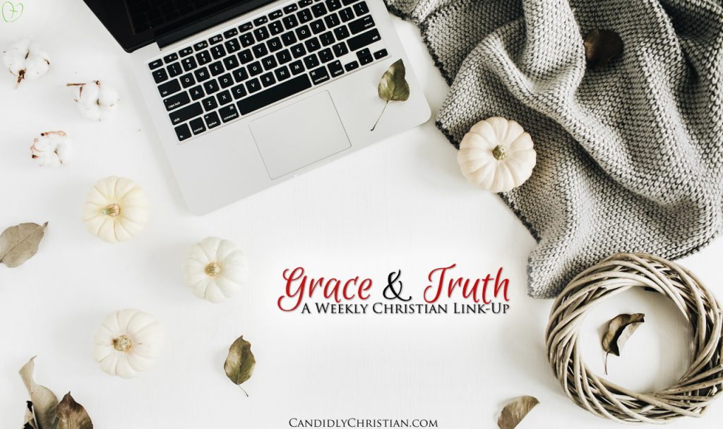 Why Is Gratitude Important? (& The Grace & Truth Link-Up)