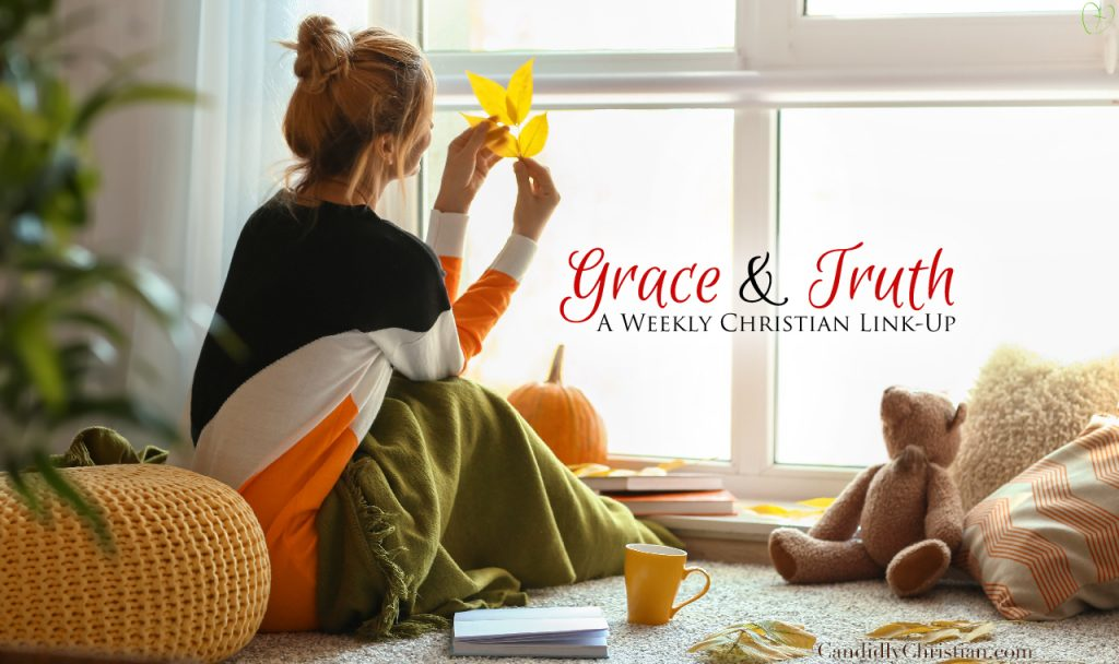 What Makes You Thankful? (And Our Grace & Truth Link-Up)
