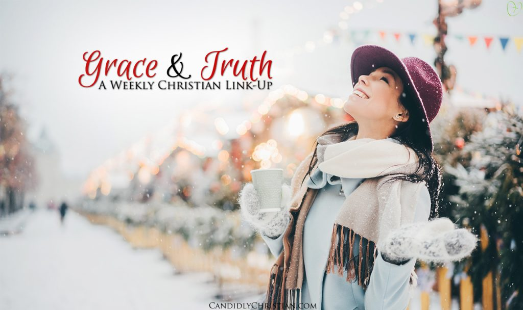 Grace & Truth To Turn Holiday Stress Into Christmas Worship