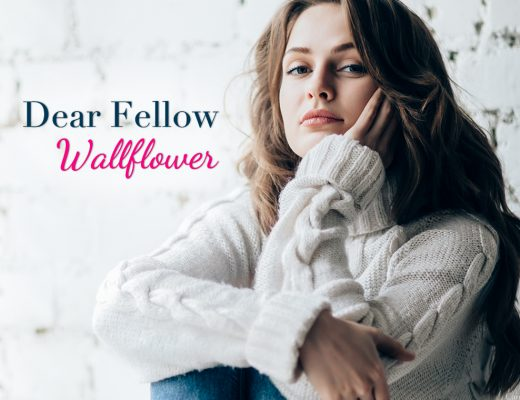 Dear fellow wallflower