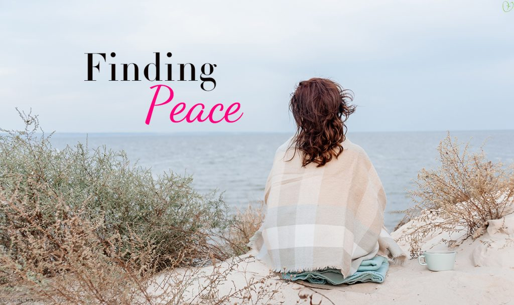 Finding Peace in His Presence