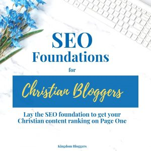 SEO for Christian Bloggers