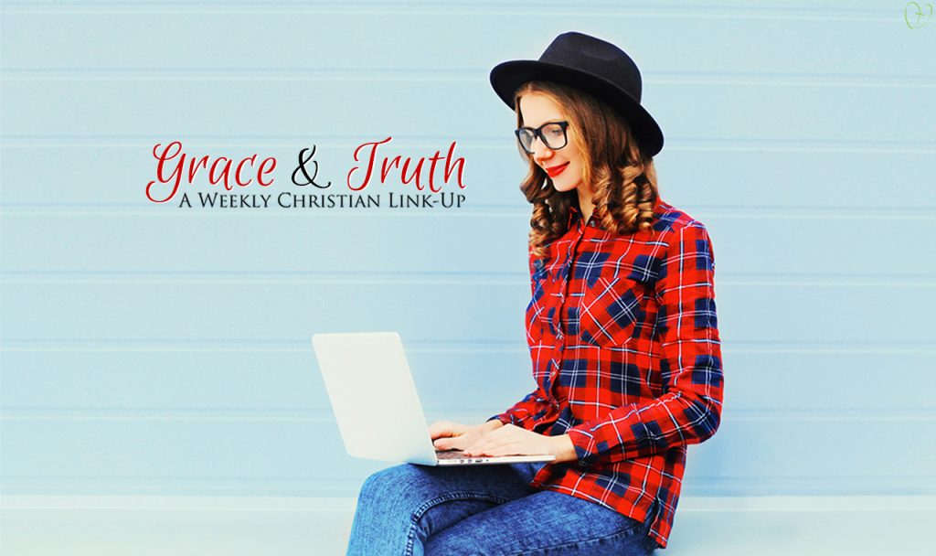 White Noise, Blind Spots, and This Weeks Grace & Truth Link-Up