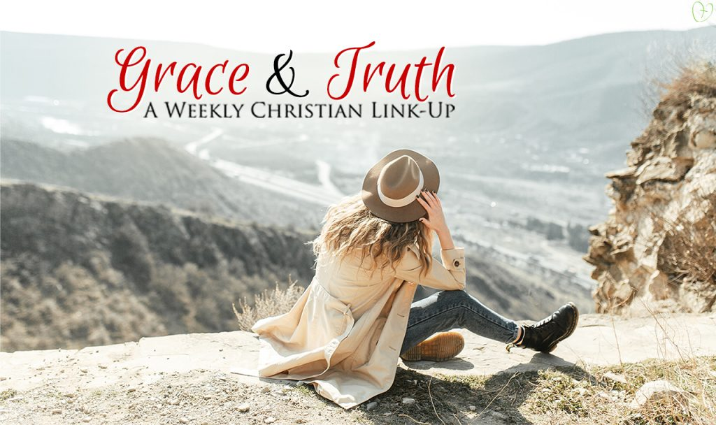 Grace and Truth to Fight The War On Our Minds