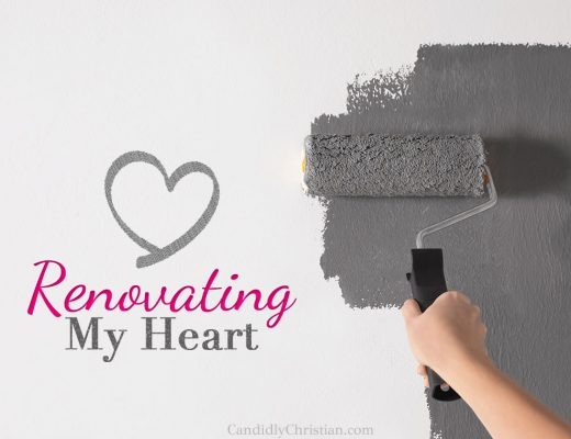 renovating my heart