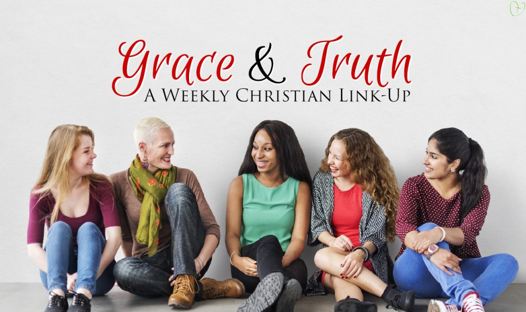 Spiritual Mothers and The Grace & Truth Link-Up