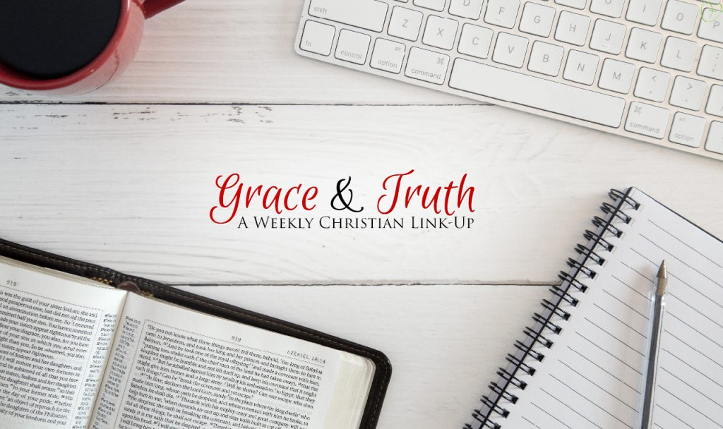 Grace and Truth for Your Devotional Time