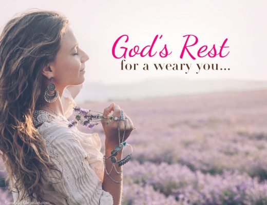 God's Rest To A Weary You