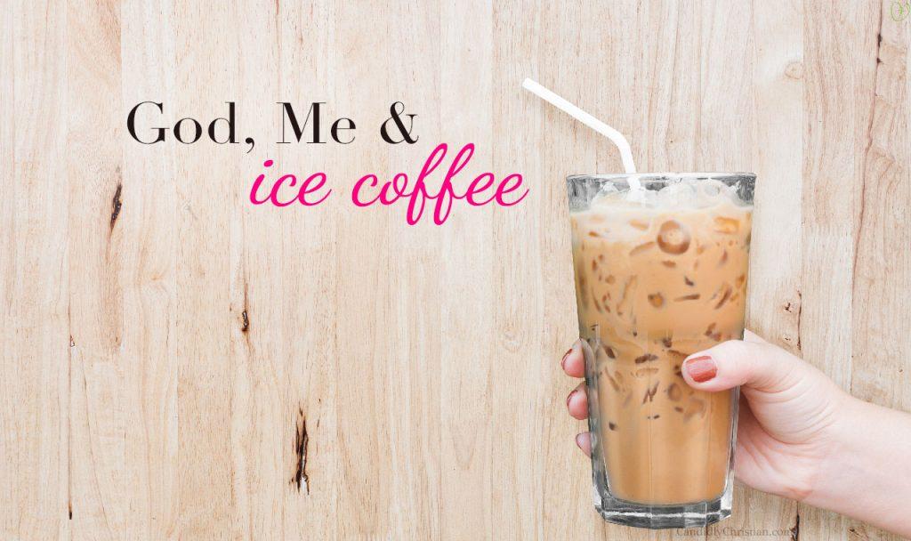 Coffee, Jesus, & Me