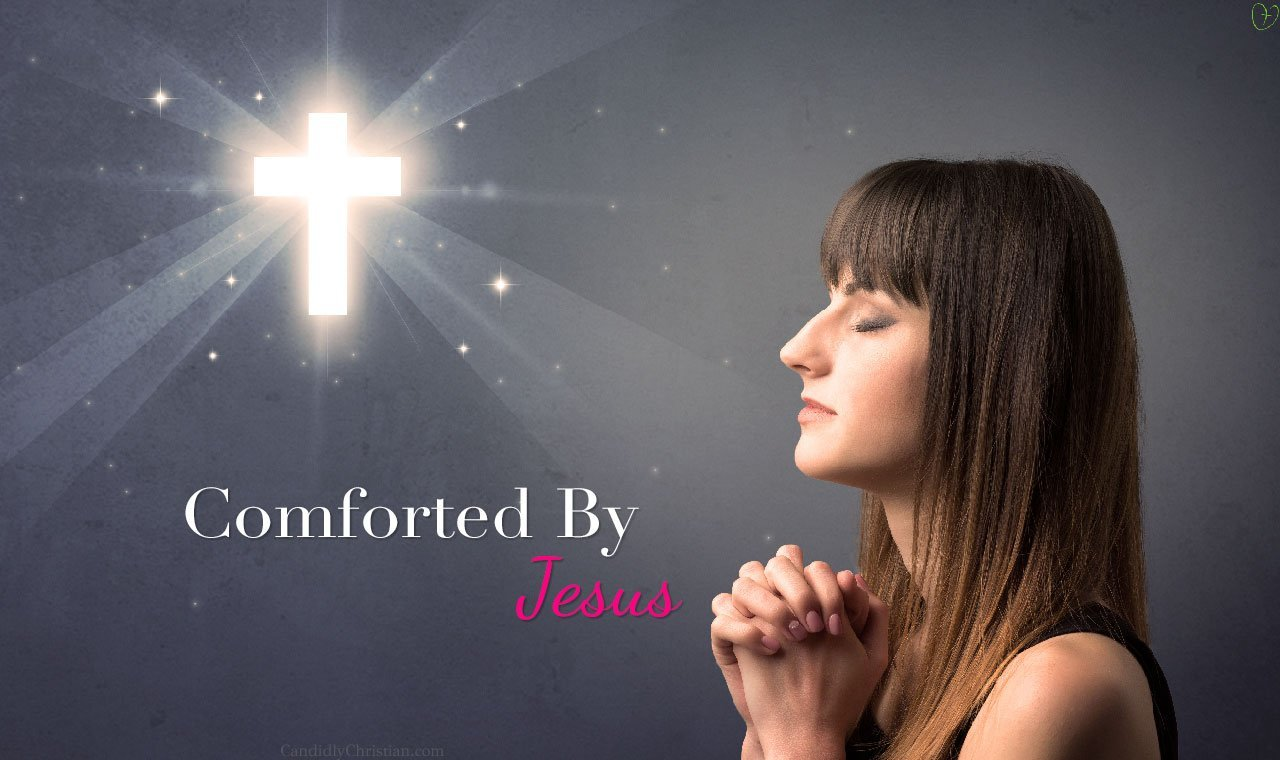 4 Reasons Why I'm Comforted by Jesus' Death
