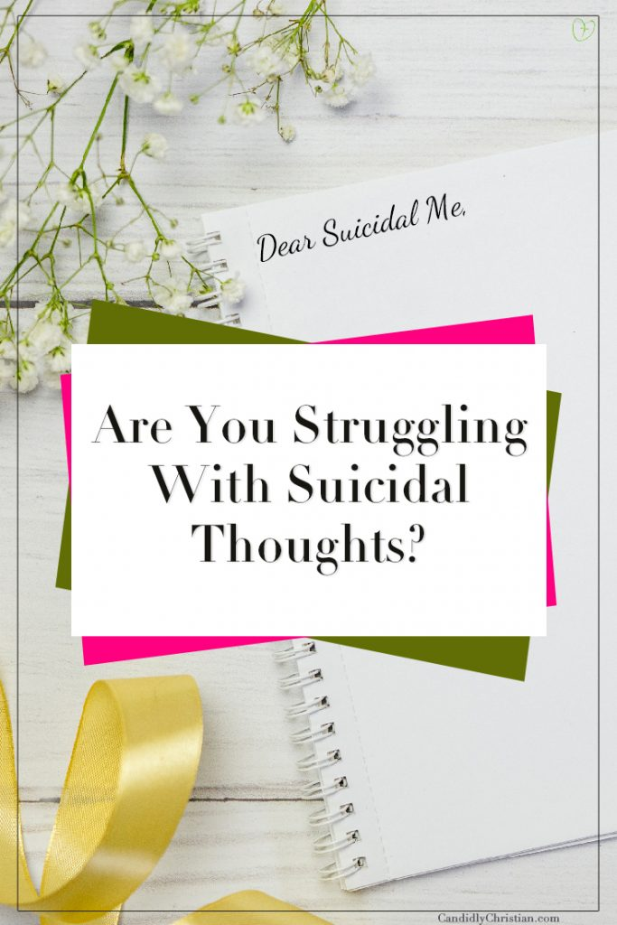 Are you struggling with suicidal thoughts? Valerie was...