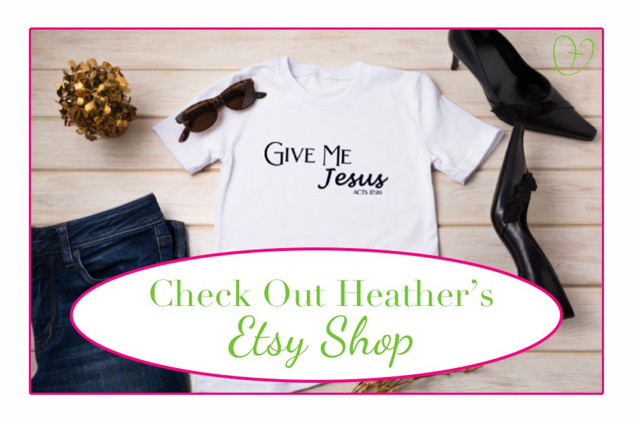 Visit Heather's Etsy Shop