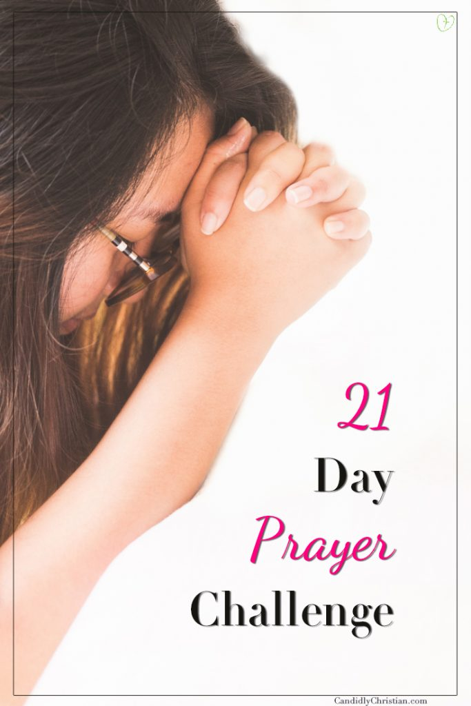 Join us for the 21-day Prepare Your Heart Prayer Challenge