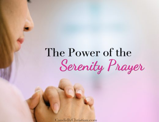 The Power of the Serenity Prayer