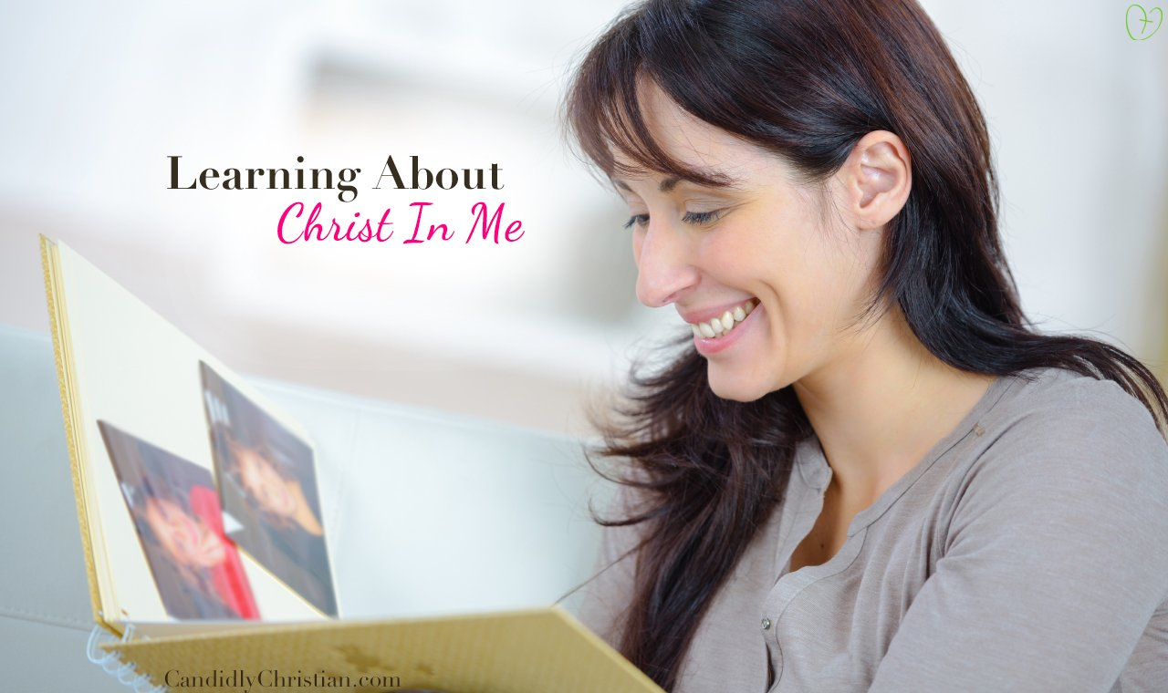 Learning about Christ In Me